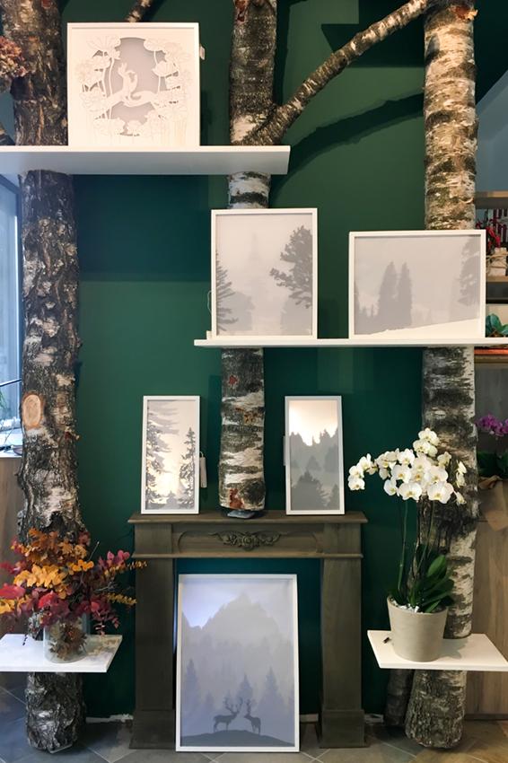 Racconti ed esposizioni